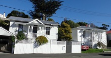Former Railway workers cottages, Ngaio